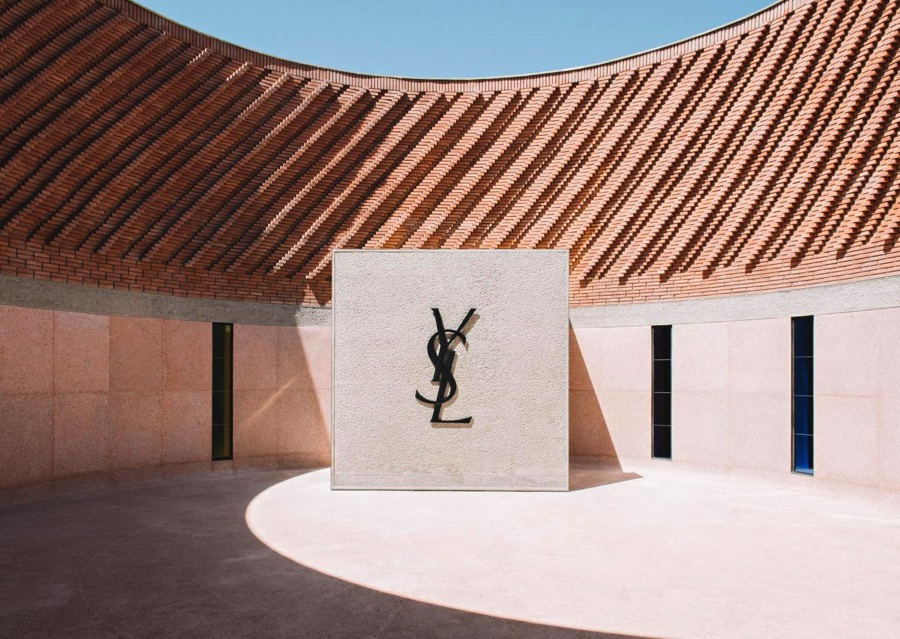 EVJF Marrakech - Musée Yves Saint Laurent à Marrakech