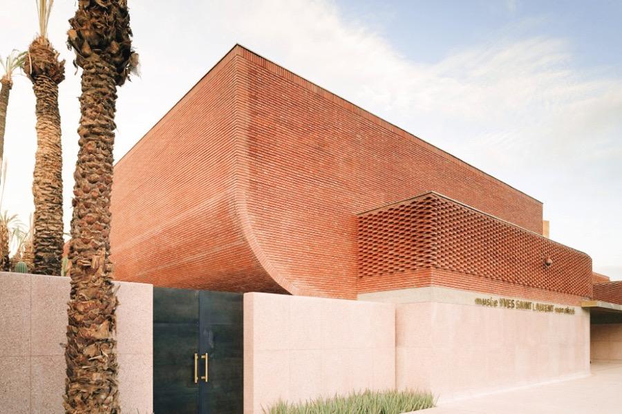 EVJF Marrakech - musée YSL