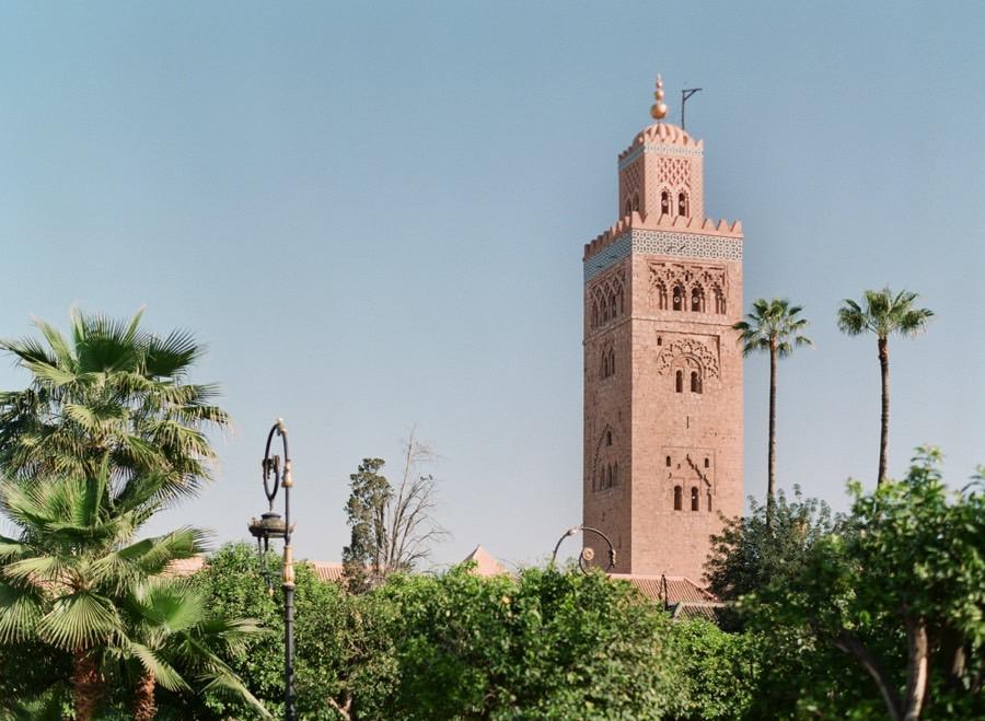 Marrakech destination idéale pour un EVJF