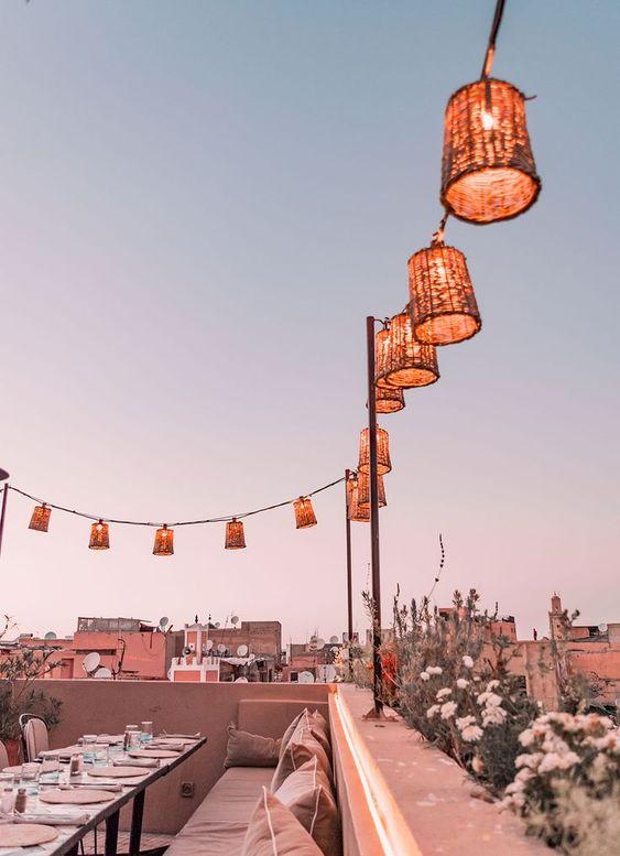 Organiser-un-EVJF-à-Marrakech - soirée evjf