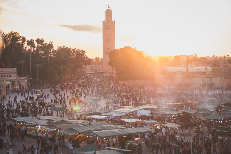 evjf Marrakech - événement à Marrakech