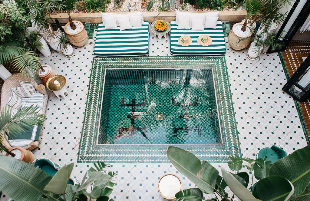 hébergement restaurants marrakech - evjf marrakech