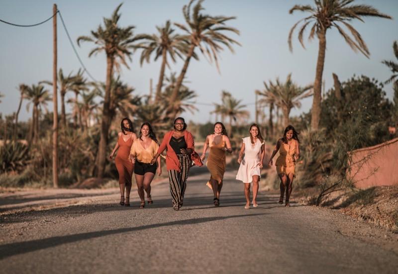 les meilleures activités EVJF à Marrakech