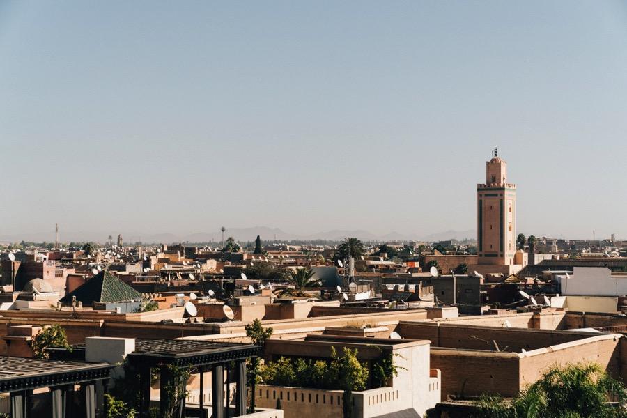 que faire à Marrakech pendant un EVJF
